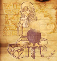 Hermione:: Young in Years... by Deliale