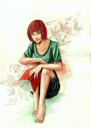 the reader by arekanderina