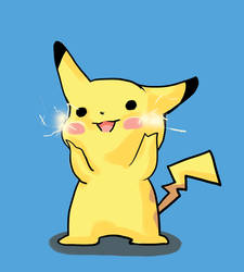 Pikachu by arekanderina