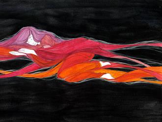 horizontal by arekanderina