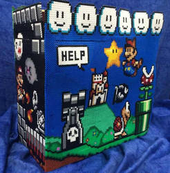 Super Mario sprite Hama PC Modding 1 by Hamamia