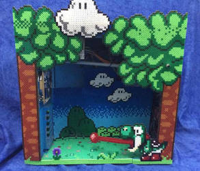 Super Mario sprite Hama PC Modding 2 by Hamamia