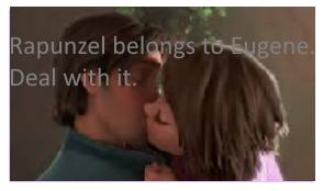 Rapunzel Belongs To Eugene Stamp by SmoothCriminalGirl16