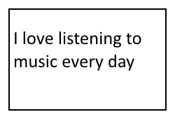 Listening To Music Every Day Stamp by SmoothCriminalGirl16