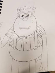 Carl Wheezer by SmoothCriminalGirl16
