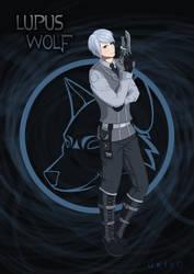 SLVR - Caradesign - Lupus Wolf by Ten-Tsuki