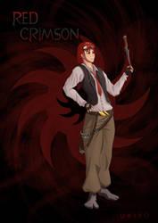 SLVR - Caradesign - Red Crimson by Ten-Tsuki