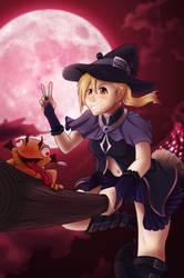 Lilliana 'n' Derpy by Ten-Tsuki