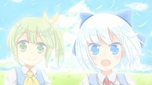-Summer   Gensokyo- by Osakilo