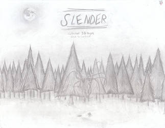 Slender: The Eight Pages by InsidiousTurtle