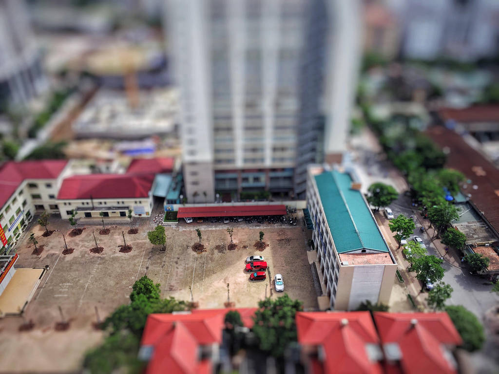 Toy city by hoanghiepdesign
