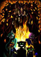 Nightmare Samhain Halloween by Snowman999
