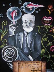 Freud by tesdrg