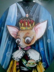 A cuerpo de rey by tesdrg