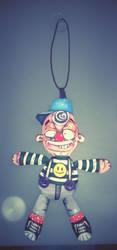 Teruche:clown by tesdrg