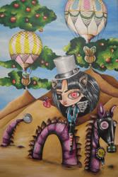 Angelica y Bob2 by tesdrg