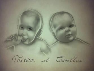 Bapteme Camillia Taissia 2 by f-seed