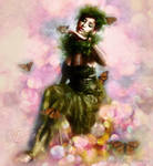 Princess of Spring by MLArtistry