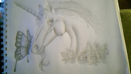 Unicorns are Real - WIP by MLArtistry
