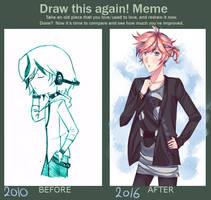[Draw This Again] Fai by black-rose-phantom