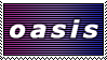 Oasis Stamp by superxninjas