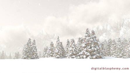 Foggy Christmas Eve by dblasphemy