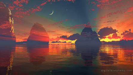 The One Light by dblasphemy