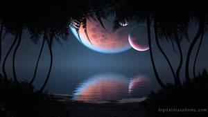 Three Moon Bay by dblasphemy