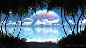 Three Moon Bay (Day) by dblasphemy