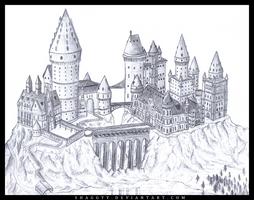 Hogwarts by Shaggyy