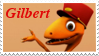 My stamps: Dinosaur Train - Gilbert Troodon by ShinyPteranodon