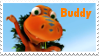 My stamps: Dinosaur Train - Buddy T-Rex by ShinyPteranodon
