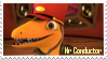 My stamps: Dinosaur Train - Mr Conductor by ShinyPteranodon