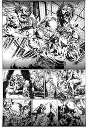 Tommy Zombie page by ayk66