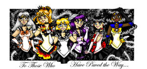 Those Who Have Paved the Way. by caleigh