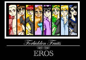 Forbidden Fruits: Eros by caleigh