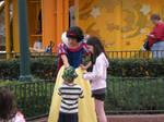 DisneyWorld: Snow White by caleigh