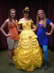 DisneyWorld: Belle by caleigh