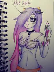 (FNIA) Anime Lyra by Pink-Sanity