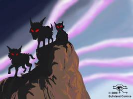 Lobos by Bufoland