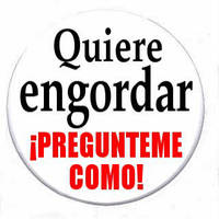 QuiereEngordar, PreguntemeComo by Bufoland