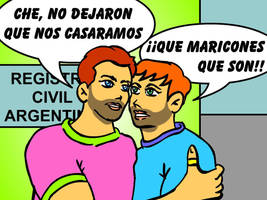 Discriminacion by Bufoland