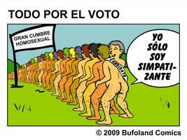 Todo por el Voto by Bufoland