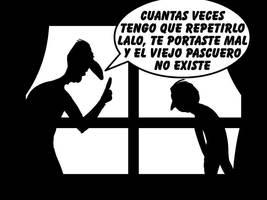 El Viejo Pascuero No Existe by Bufoland