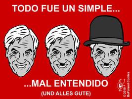 Mal Entendido by Bufoland