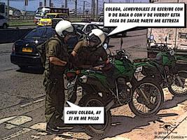 Duda Policiaca by Bufoland
