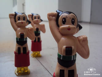 3 Astroboy I by Bufoland