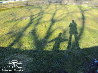 Sombras by Bufoland