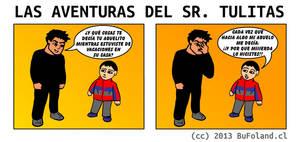 Las Aventuras del Sr. Tulitas 001 by Bufoland