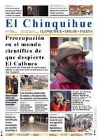 El Chinquihue: Preocupacion por el Calbuco by Bufoland